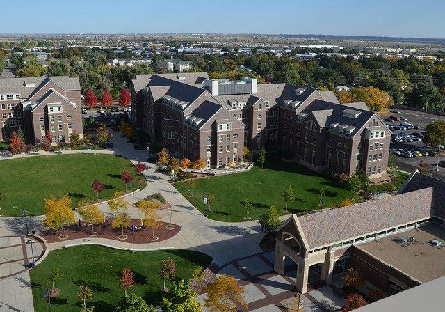 UNC campus medium